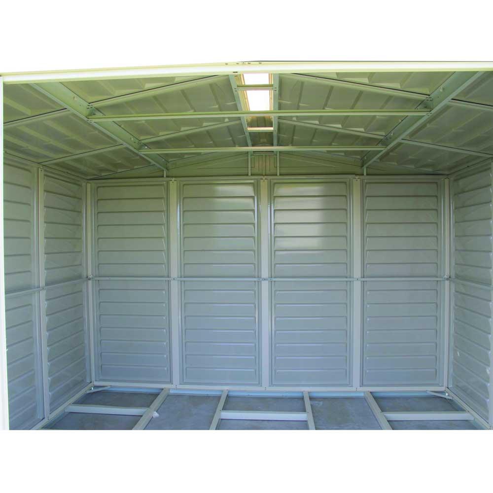 Duramax 00411 10 5 X 10 5 Vinyl Storage Shed On Sale