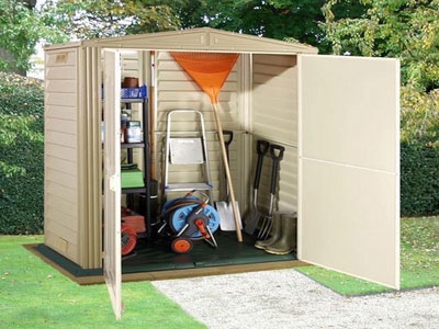 Duramax 00982 yardmate 5x3 floor on sale with fast for Garden shed 5x3