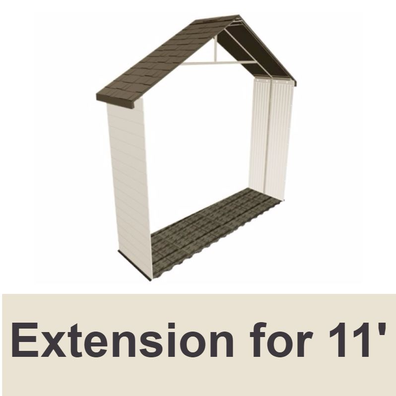 "Lifetime Storage Buildings > Lifetime 0125 30"" Backyard Storage Shed"