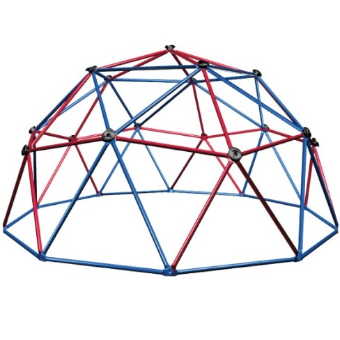 Lifetime Playground Equipment - 101301 Children's Primary Colors Dome Climber