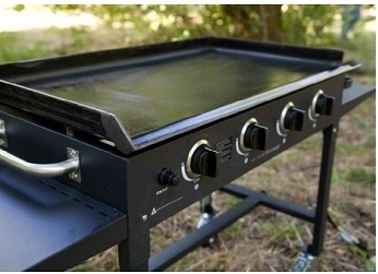 Blackstone 36 In Large Commercial Portable Griddle Cast