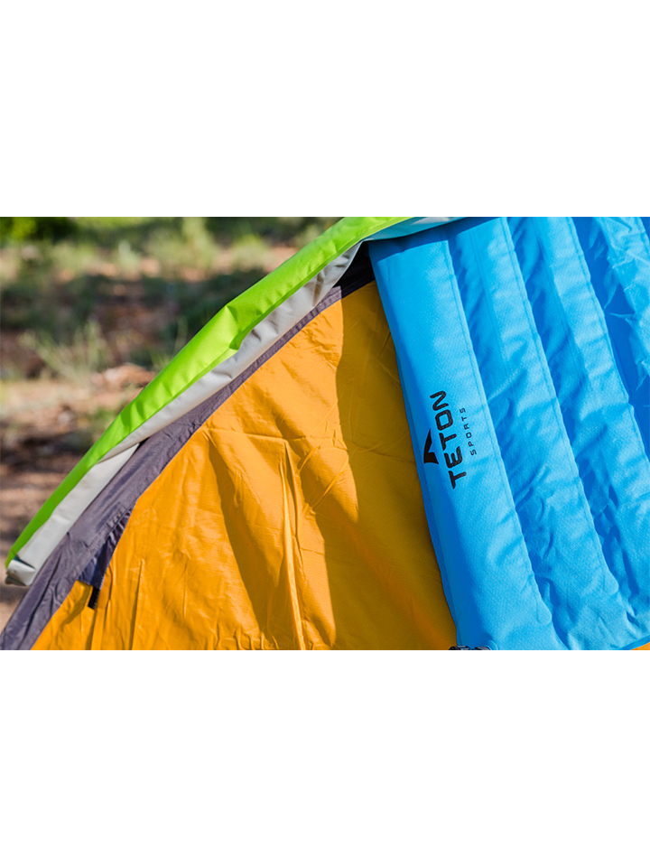 Teton Sports Altos 1143 Inflatable Insulated Sleeping Pad