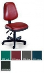 OFM Posture Lumbar Adjustable Task Vinyl Chair