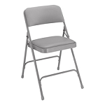 4-Pack 1200-1300 Series Vinyl NPS Padded Folding Chairs