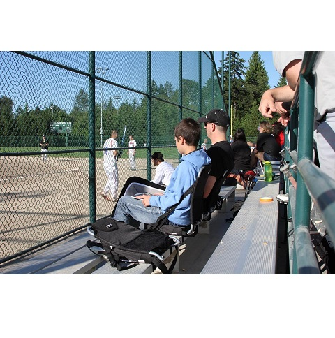 TravelChair Stadium Chair Seat Bleacher Seat – Chair for Bleachers