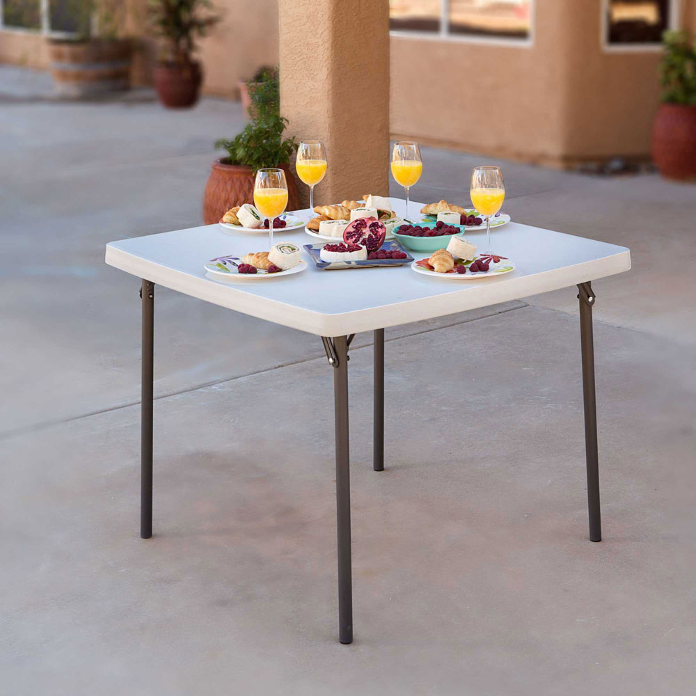 Lifetime 22315 Folding Card Table On Sale With Fast Amp Free