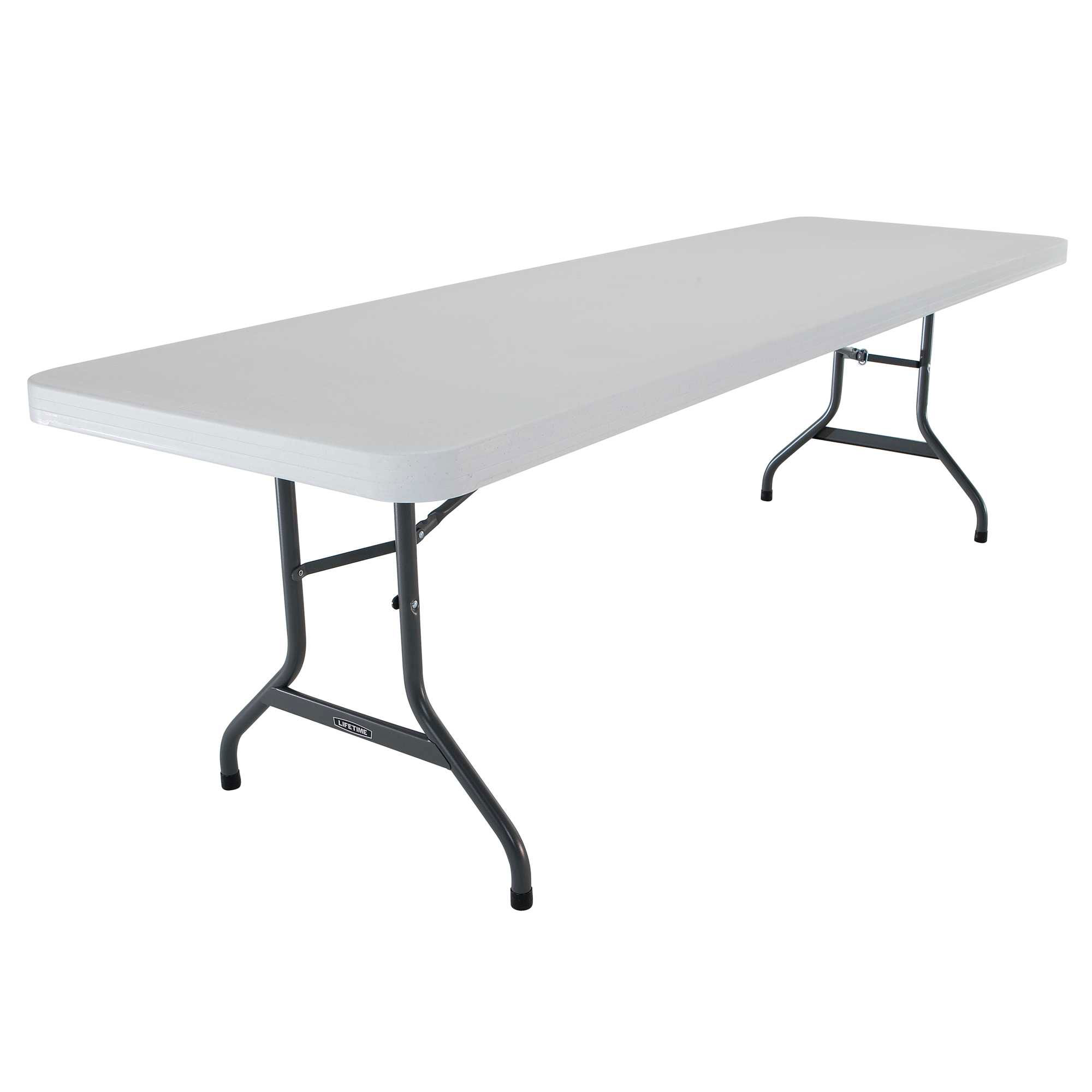 Lifetime 21 Table Bulk Pack White 8 Ft Banquet Tables Sale Today