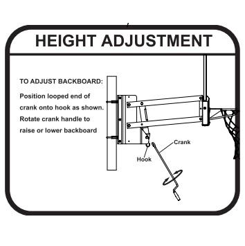 Goalrilla Basketball System Installation Instructions