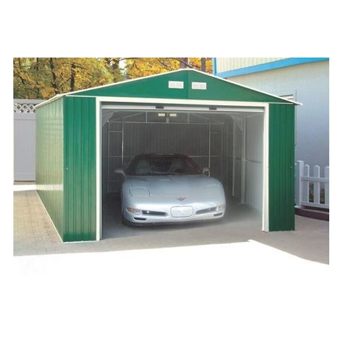 Duramax 12 Foot Metal Garages