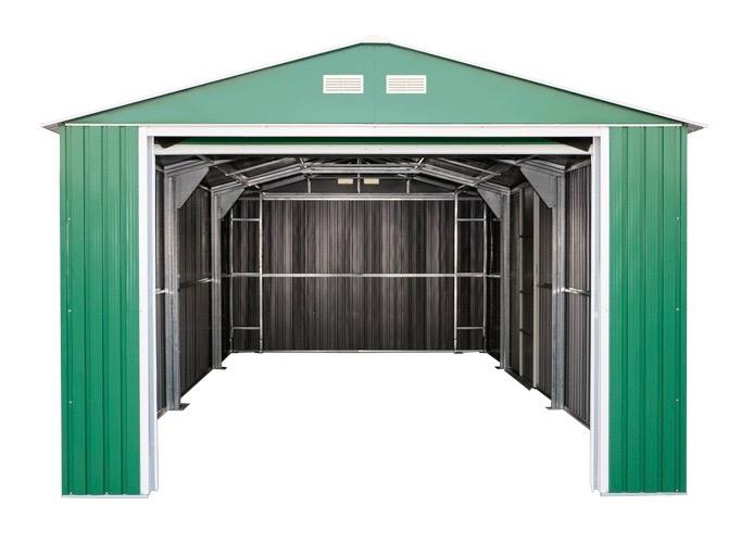 Duramax 13 Foot Metal Garages