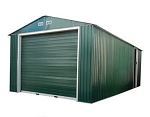 Imperial Metal Garage Green 6' Extension Kit for 50961, 55161, 55261