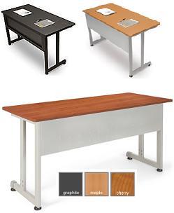 Home U003e Tables U003e Office Tables U003e OFM Computer Table Linea Italia Modular  Office Table 55142 Training