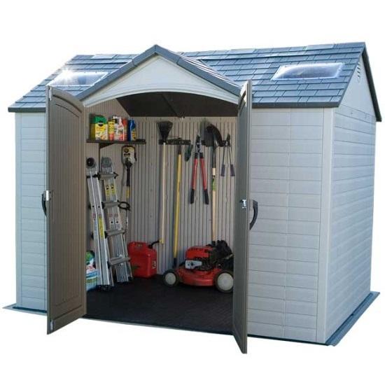 lifetime garden sheds - Garden Sheds 7x7
