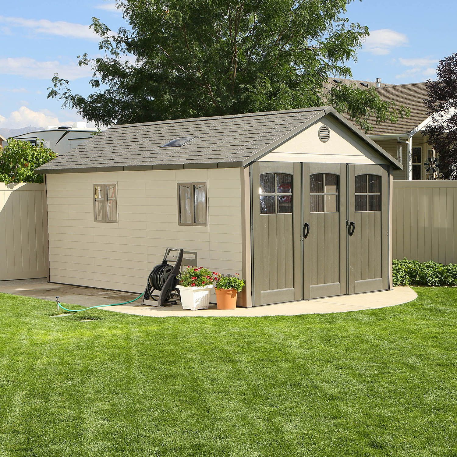 Garage Storage Building x Sale Now with Fast Free Shipping