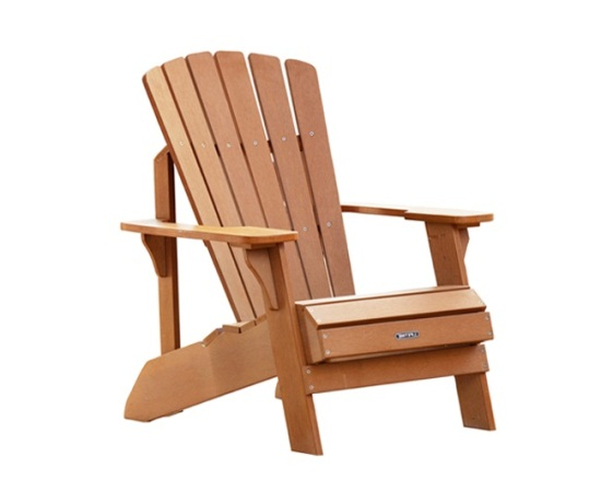 Lifetime Adirondack Chairs - 60064 Faux Wood Chair