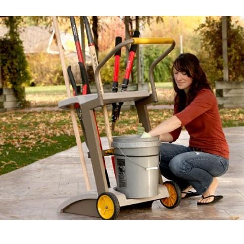 Lifetime Tool Corral Storage Garden Caddy