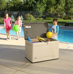 Sheds > Lifetime Deck Box - 60103 Storage Box 80 Gallon Capacity