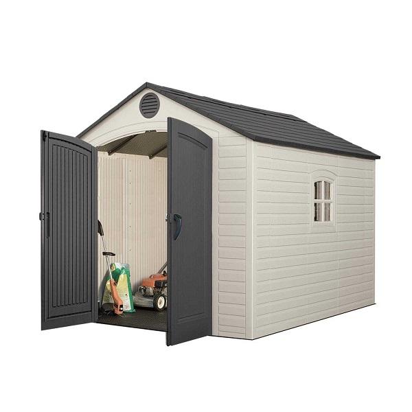 > Lifetime Sheds > 8 ft. Wide Storage Sheds > Lifetime Storage Shed