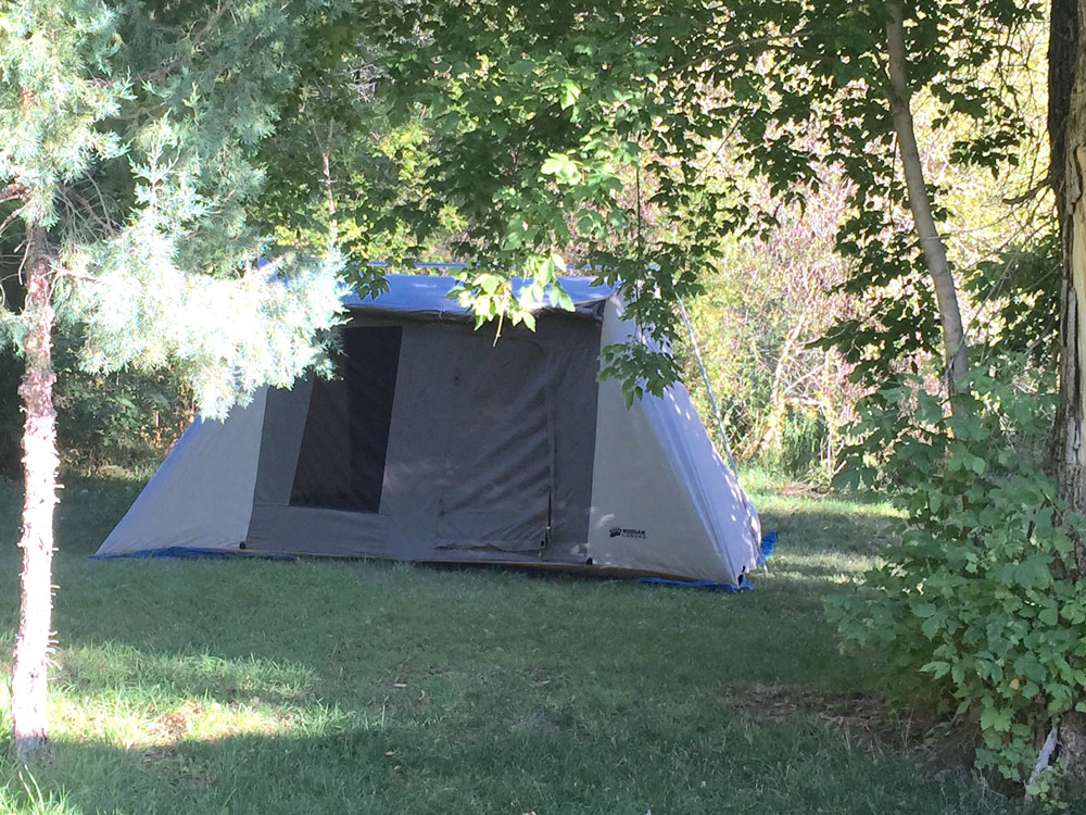 Kodiak Canvas Tent 6044 10x14 Ft 8 Person Discounted