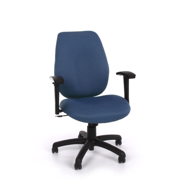 Ofm 611 Ergonomic Executive Conference Fabric Chair