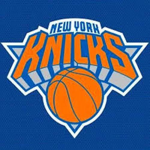 Spalding 65-543E New York Knicks Mini Rubber NBA Team ...
