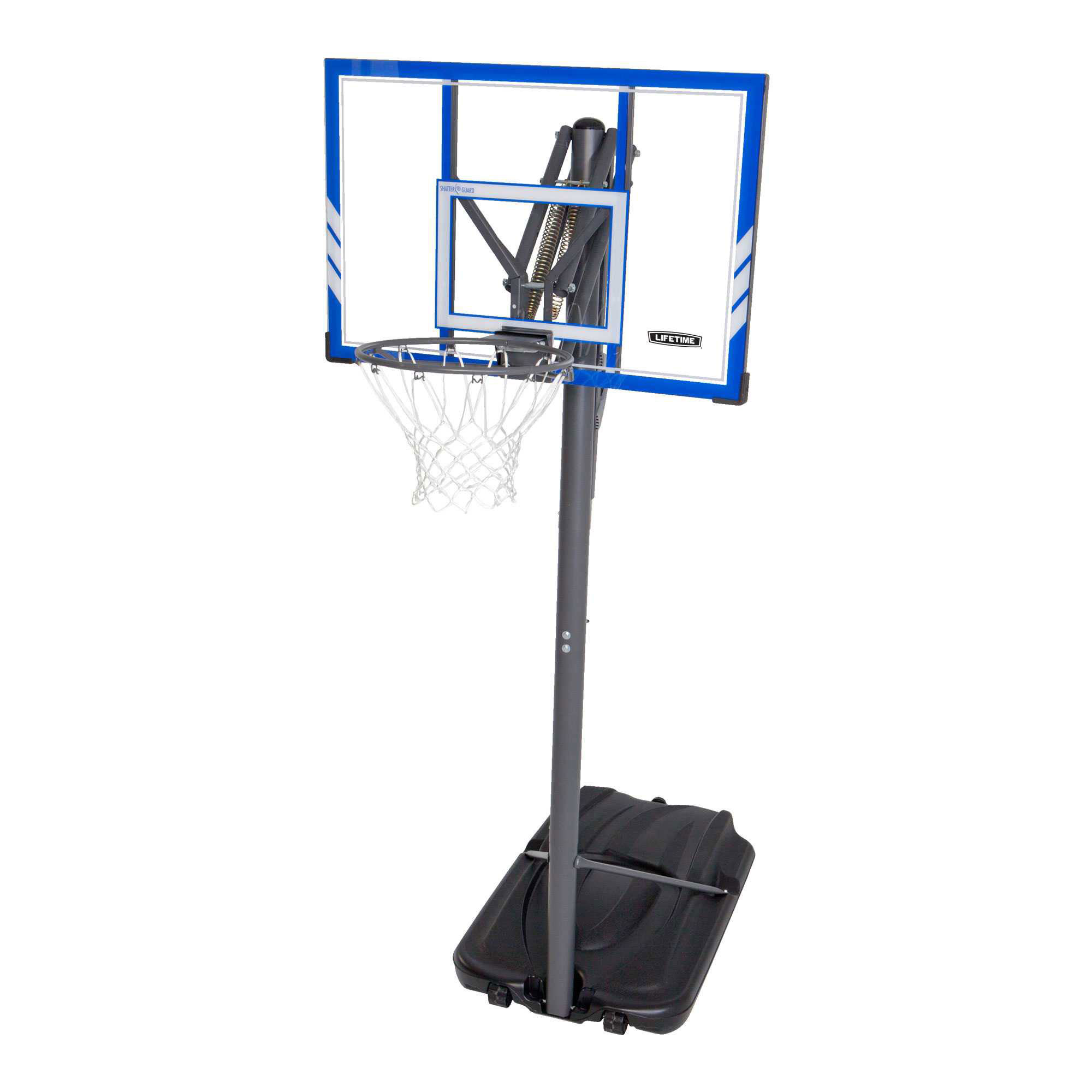 Spalding Basketball System Replacement Base Best Basketball 2017