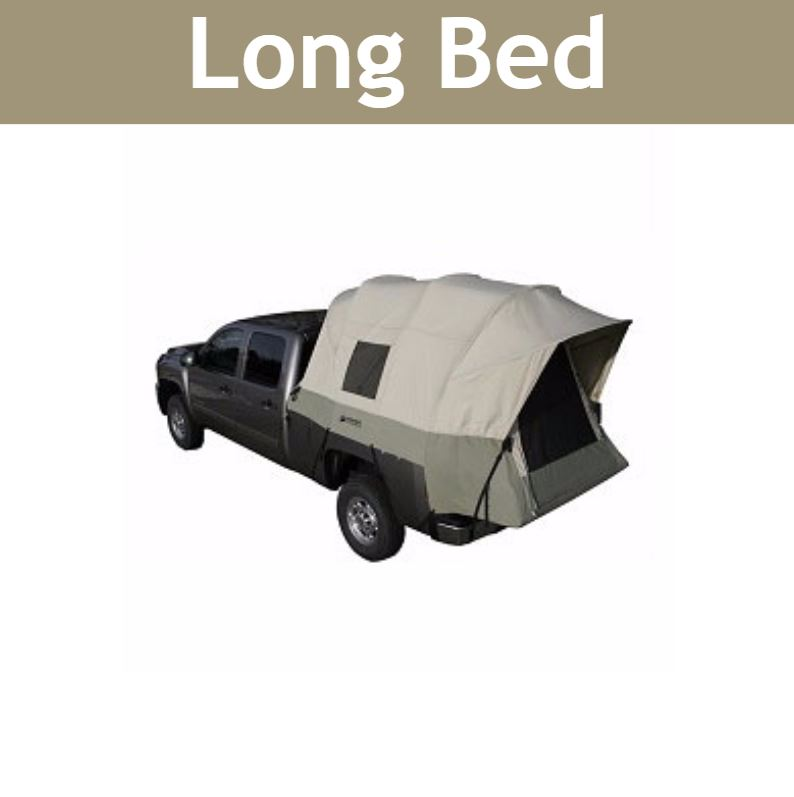 kodiak canvas tent 7218 for 8-ft truck bed