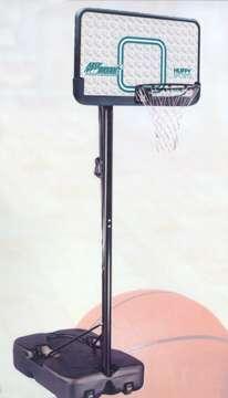 So Huffy Portable Basketball System Hoop Goal