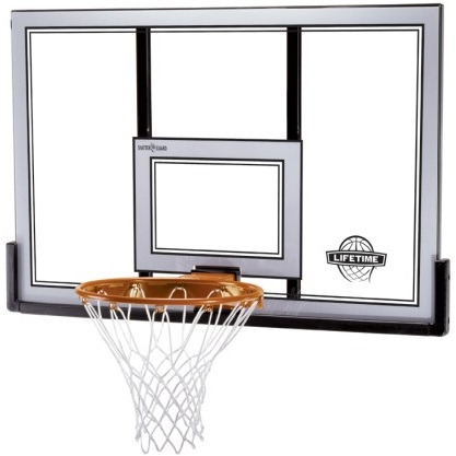 Basketball Replacement Backboard Example