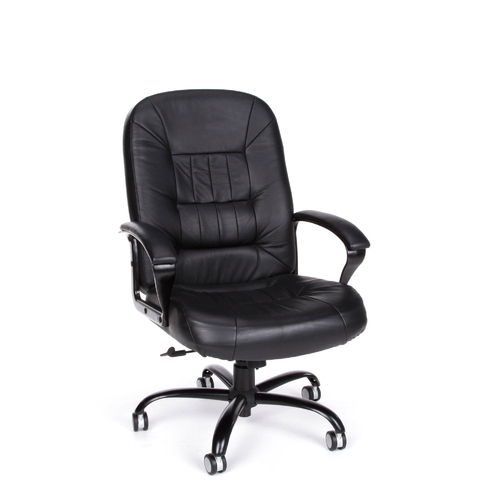 m Big and Tall Leather fice Chair 800 L Adjustable