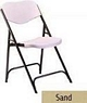 SO 8001 4 PACK Lifetime Accent Sand Folding Chair