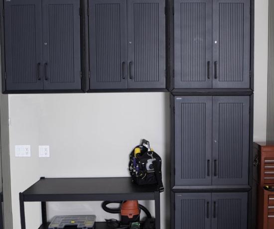 Lifetime Modular Cabinet 80172 Garage Storage Cabinets