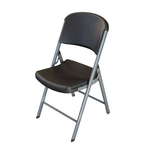 folding chairs lifetime chairs lifetime folding chairs 80407 black