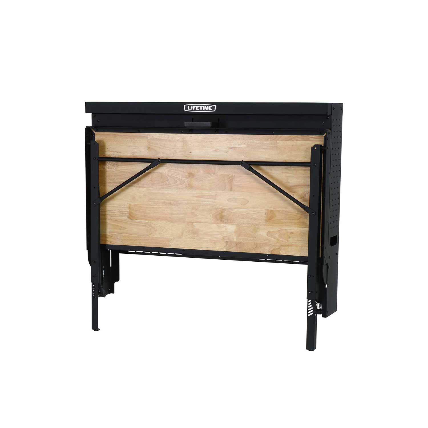 Lifetime Garage Fold up Work Table on Sale with Fast Shipping