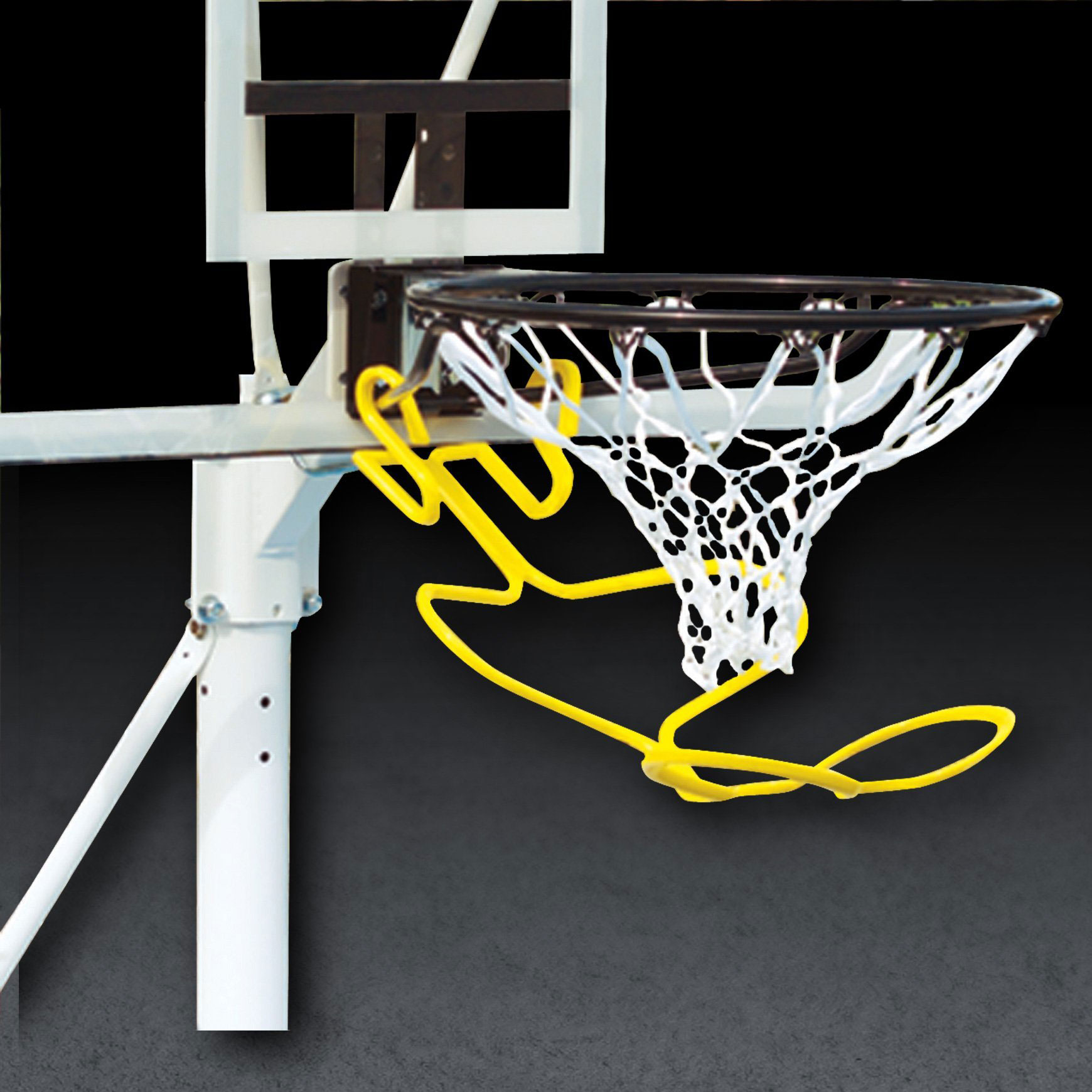 Spalding Basketball System Accessory 8352 Back Atcha Ball