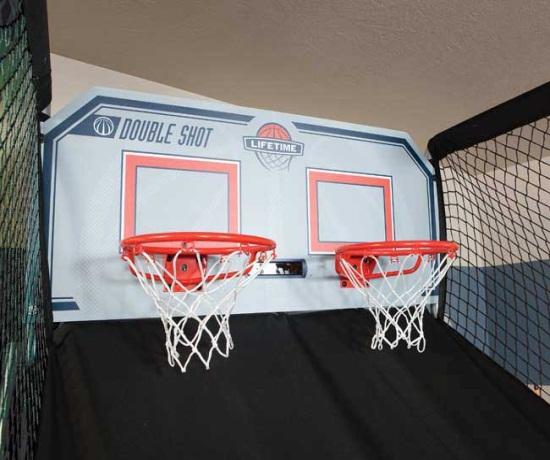 Lifetime Double Shot Arcade Basketball Game 90056