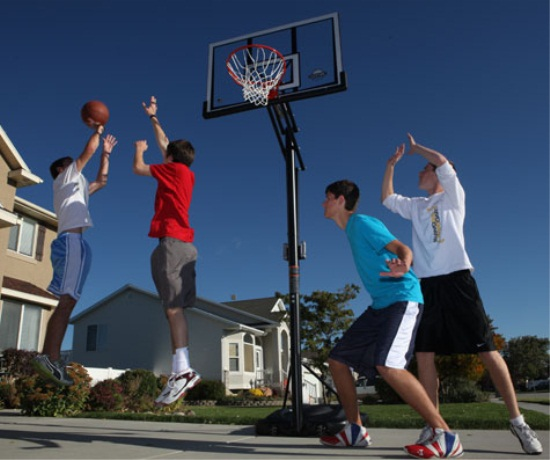 Image result for Portable Basketball Hoop