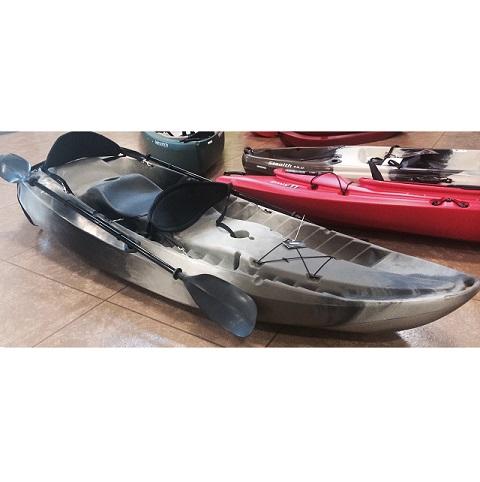 Lifetime camouflage kayak 10 foot 90157 sit on top for Lifetime fishing kayak