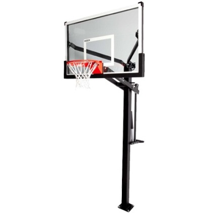 Lifetime Basketball Hoop Assembly