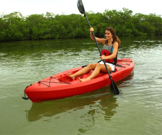 Lifetime 90236 10 Foot Tamarack Kayak Sale With Fast