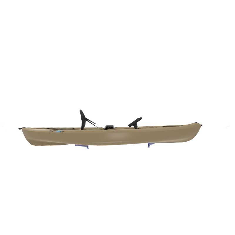 3 pack lifetime muskie angler kayak on sale free for Lifetime fishing kayak