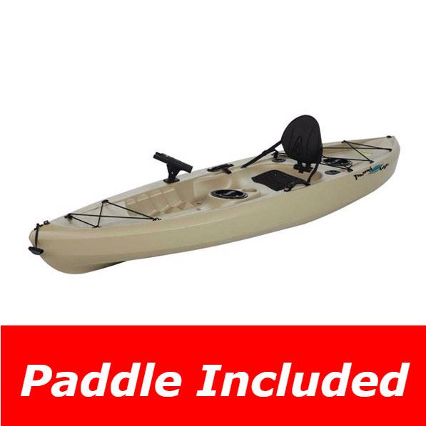 Lifetime Muskie Angler Kayak On Sale Free Shipping