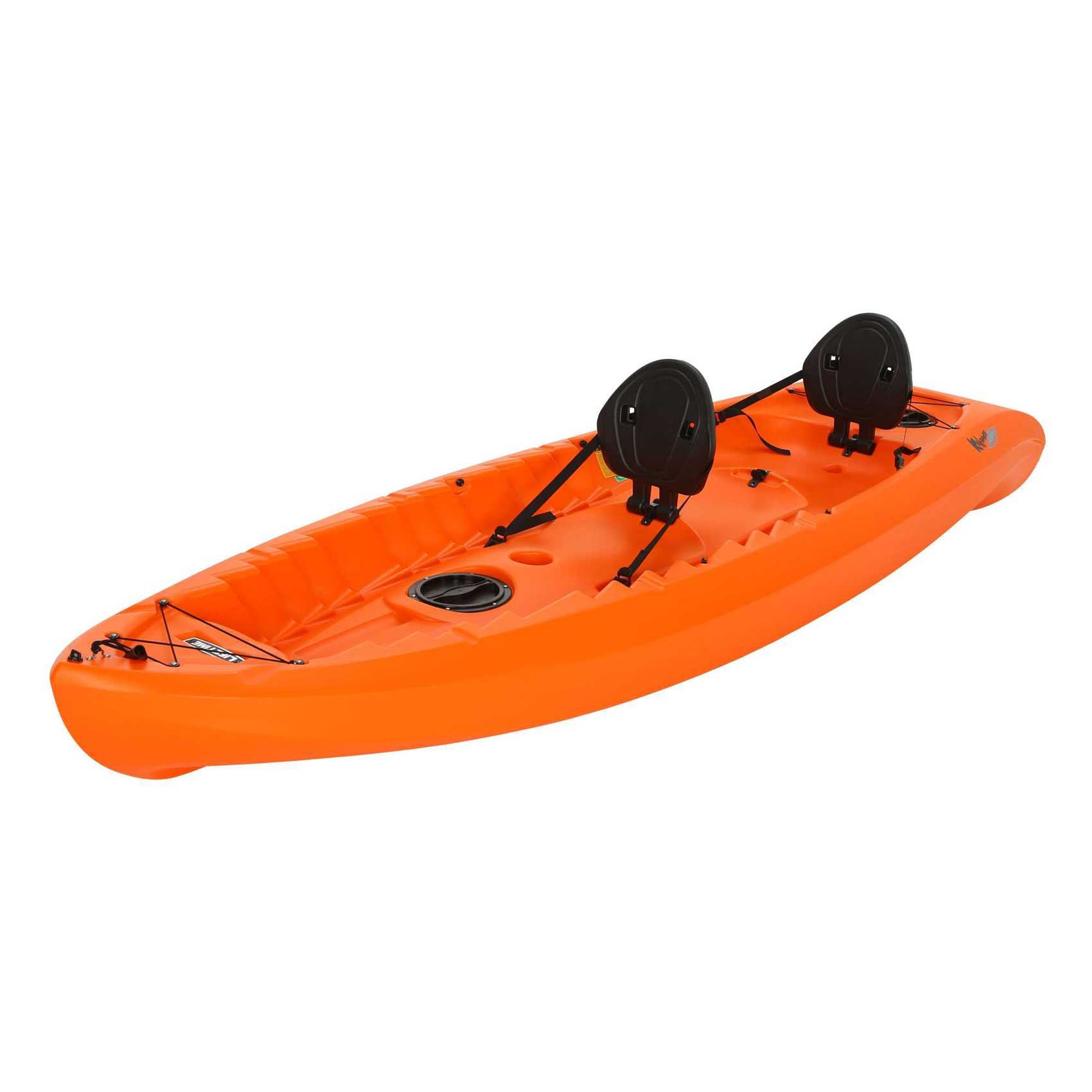 Lifetime 90537 Flatwater Orange Kokanee 105 Ft Kayak