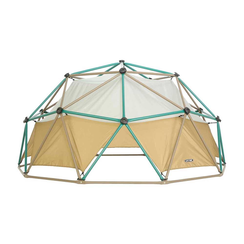 Lifetime Picnic Tables Lifetime 90612 Dome Climber (Earthtone w/canopy) Sale Free Shipping