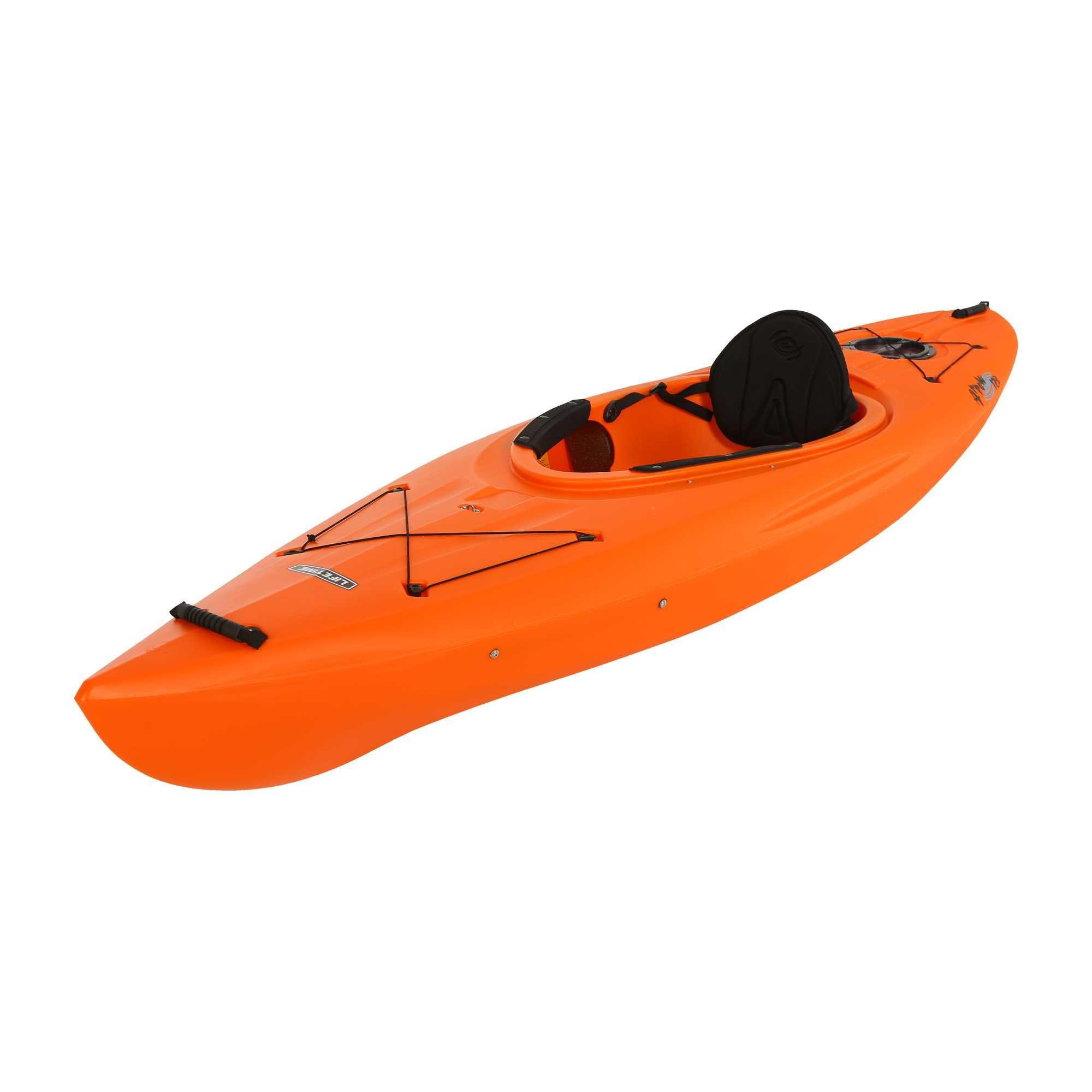 Lifetime 90618 Arrow Kayak Orange On Sale With Fast