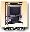 Audio Visual Cabinets