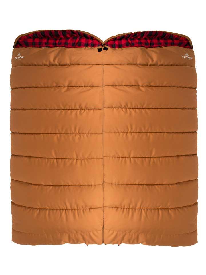 Teton Sports Deer Hunter 35 F Canvas Sleeping Bag