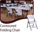 Contoured Folding Chairs