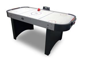 Dmi sports ht250 6 39 table hockey powered by air blower for Air hockey blower fan motor