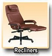 Office Chairs - Executive Recliners